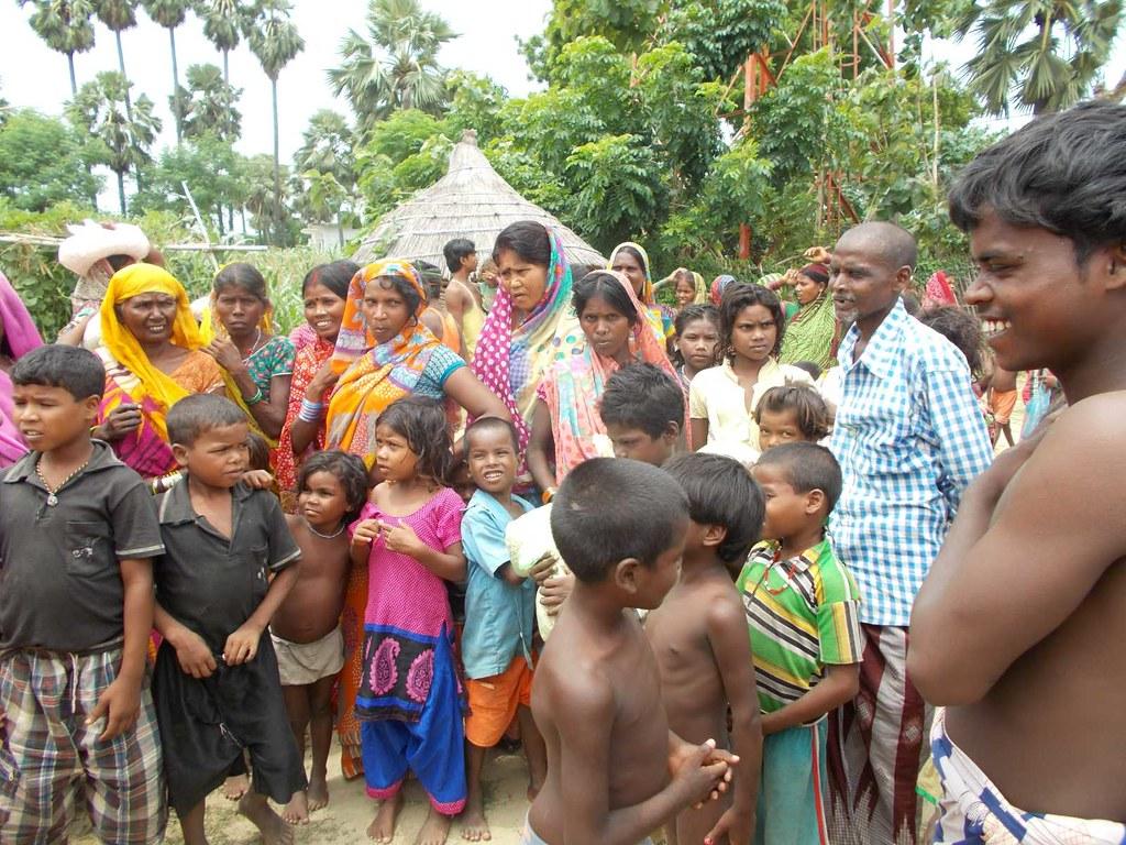 Flood Relief in Revelganj and Sadar blocks of Saran district, Bihar