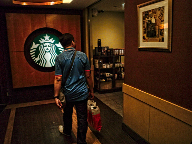 Take A Peek At Starbucks