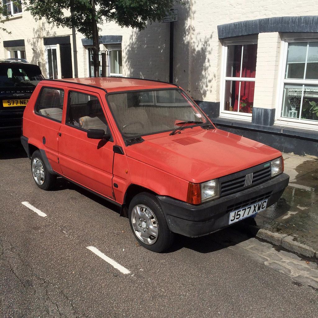 First generation Fiat Panda