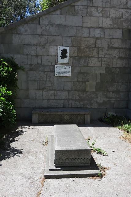 Yalta, S. Hripsime, Tomb of Surenyantc V.,  2016.06.22 (02)