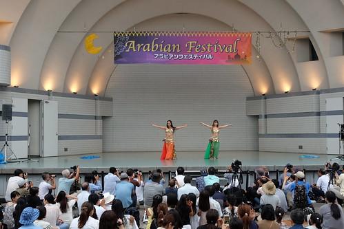 Arabian Festival Dance show