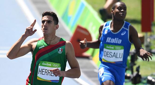 Jose Carlos Herrera 200m Rio 2016