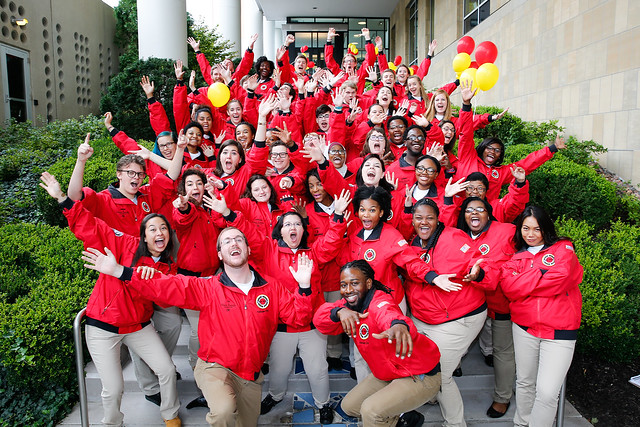 Grand Opening Day 2016 - City Year Kansas City