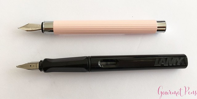 Review Graf Von Faber-Castell Tamitio Fountain Pen @PenBoutique 5