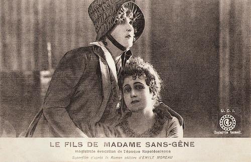 Il figlio di Madame Sans-Gêne (1921)