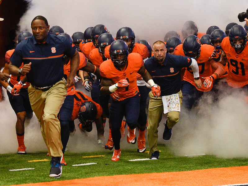 SU Football: Syracuse vs. Colgate
