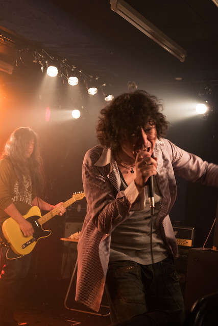 THE NICE live at 獅子王, Tokyo, 15 Sep 2016 -1010256