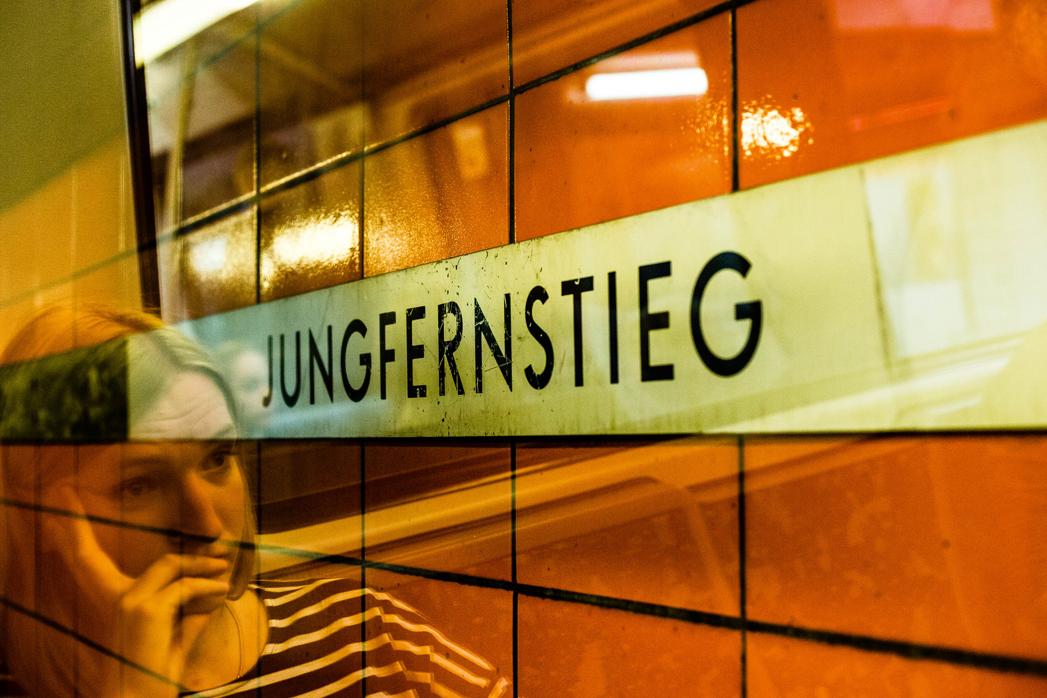 jungfernstieg // hamburg