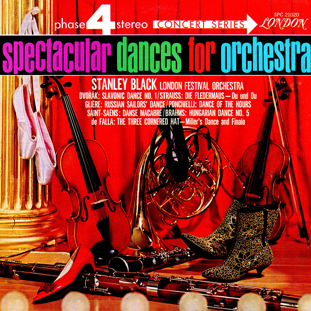 Stanley Black - Spectacular Dances for Orchestra