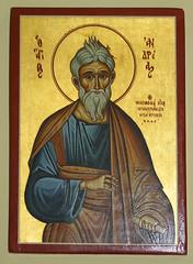 Icon: St Andrew