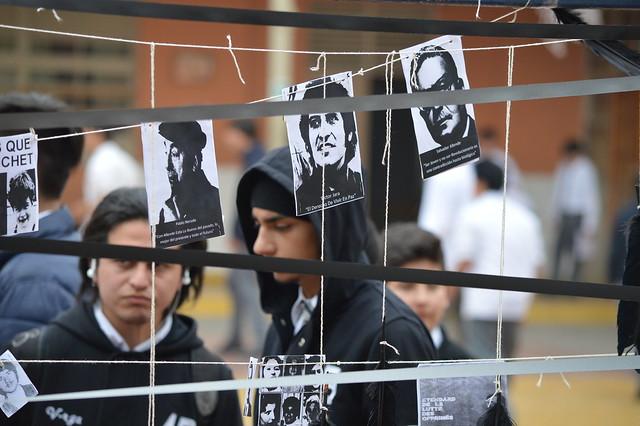 Acto de conmemoración de los Derechos Humanos