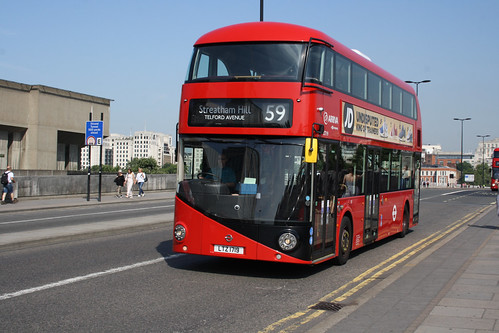 Arriva London South LT719 LTZ1719