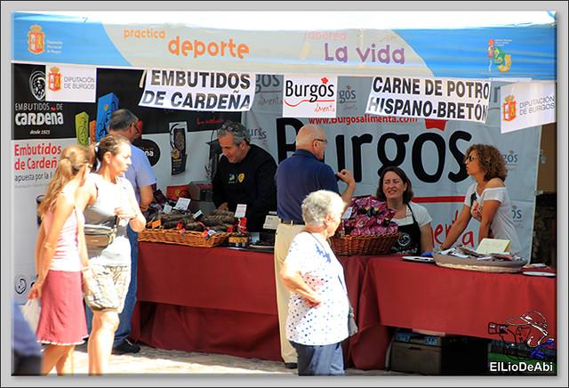 Poza de la Sal, Feria de Artesanía y Alimentación y Combates medievales (2)