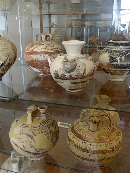 vases Naxos