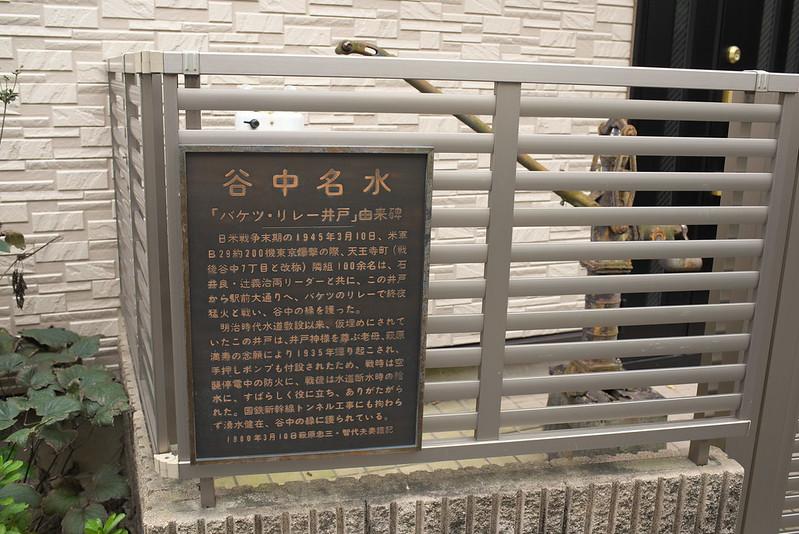 東京路地裏散歩 井戸ポンプ 2016年9月30日