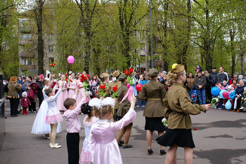 9 мая 2007 года - День Победы