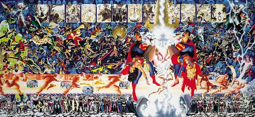 cover Crisis on Infinite Earths