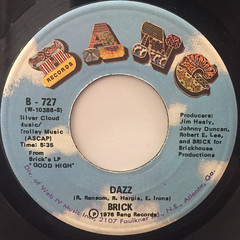 BRICK:DAZZ(LABEL SIDE-A)