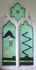 Proverbs 8 (Kings Lynn Glass Workshop, 2007)