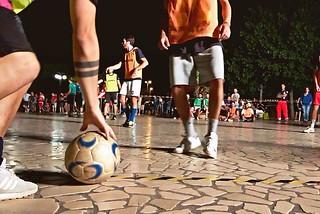 "Noicattaro. 1° Torneo ""Street Soccer"" front"