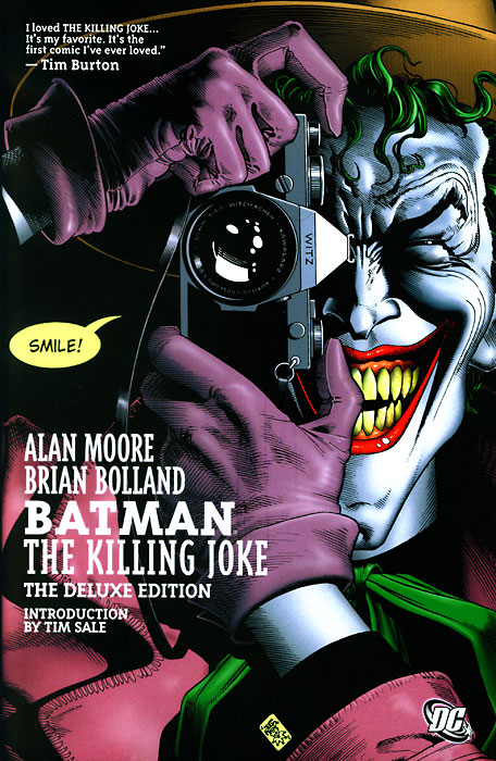 Batman - The Killing Joke - Comic Cover 2