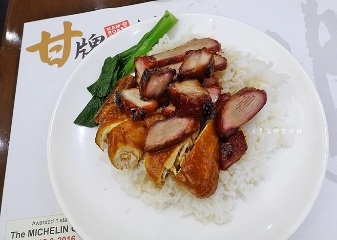 28 香港灣仔 米其林美食 甘牌燒鵝