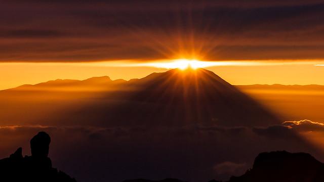 Eyes of Mount Teide (Zoom)