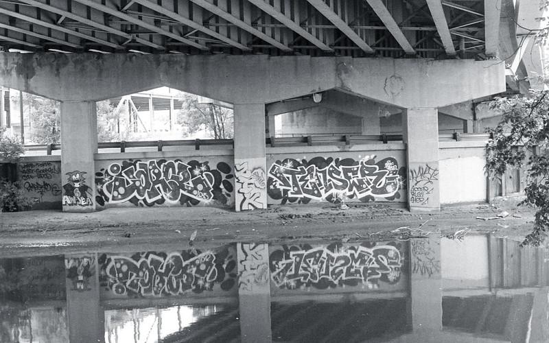 Under Eastern Avenue_