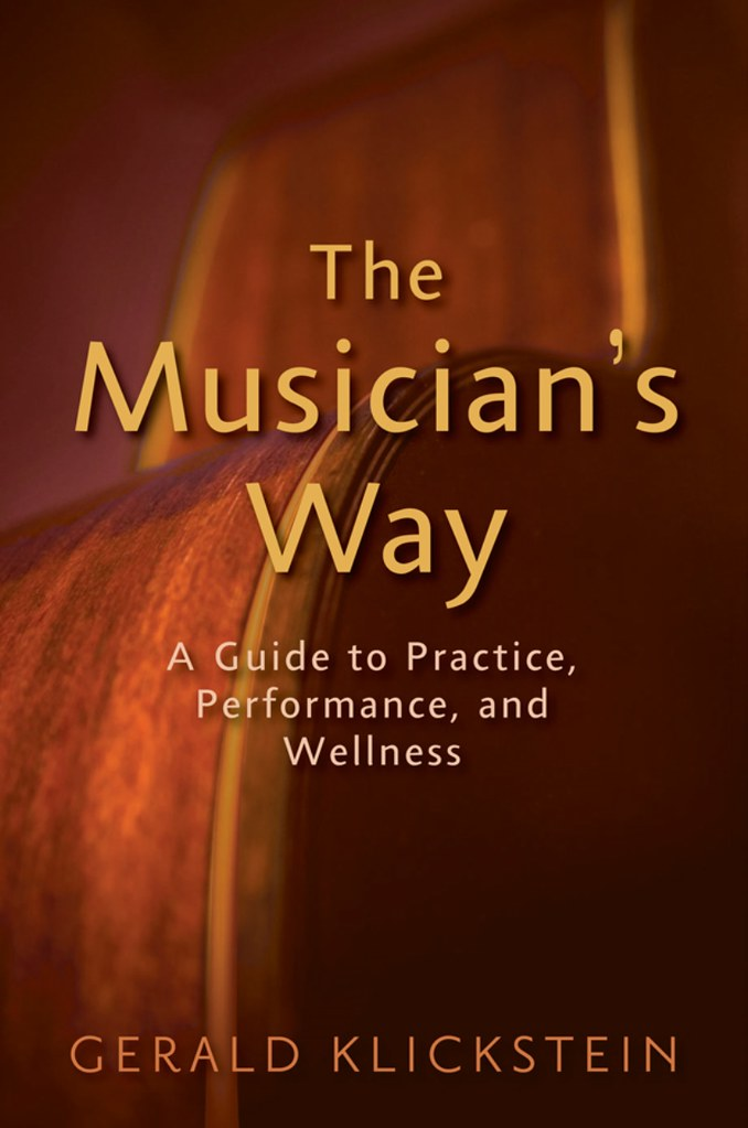 The Musician's Way book cover - click to preview the text