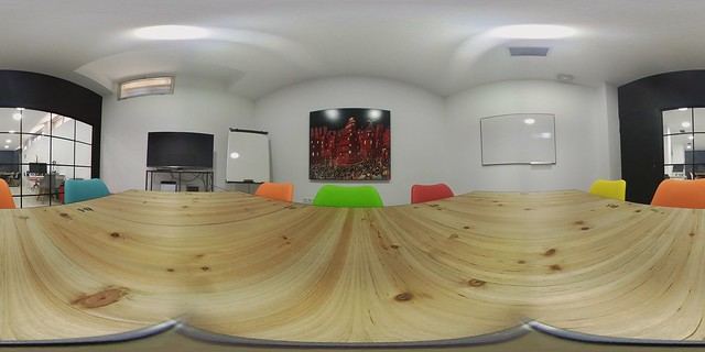 Tour Virtual - Despacho Dreamsoft Coworking Alcorcón