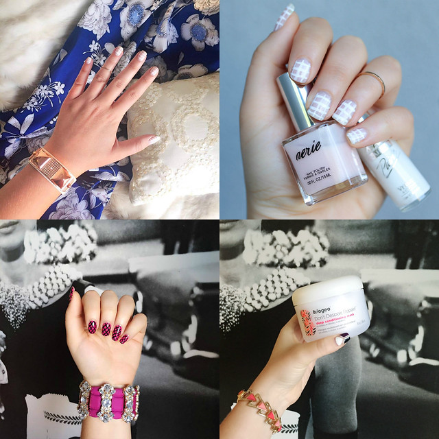Nail Art Inspiration on Living After Midnite by Jackie Giardina