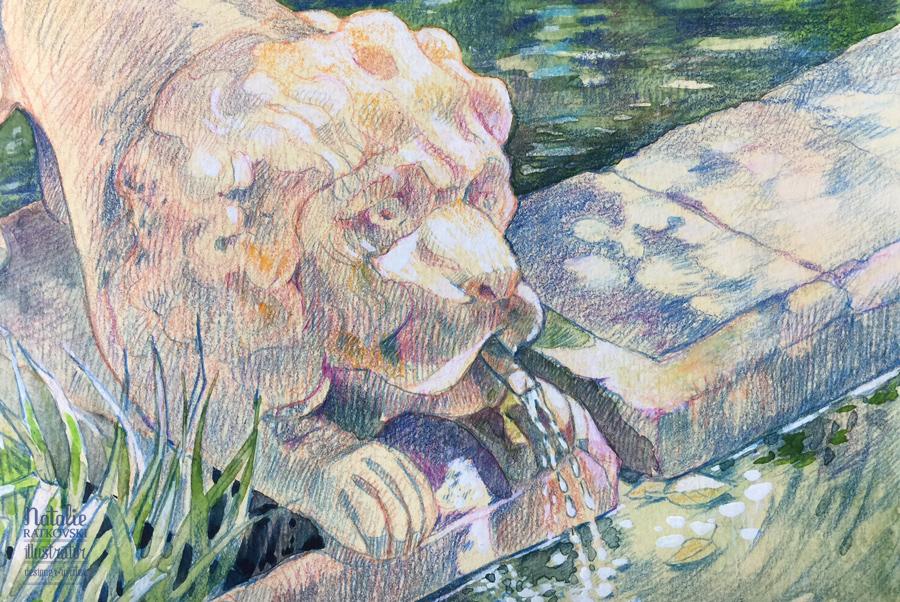 "Cezanne""s garden"