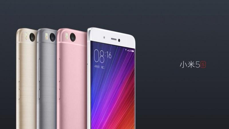 Дисплей Xiaomi Mi5S диагональю 5,15-дюйма