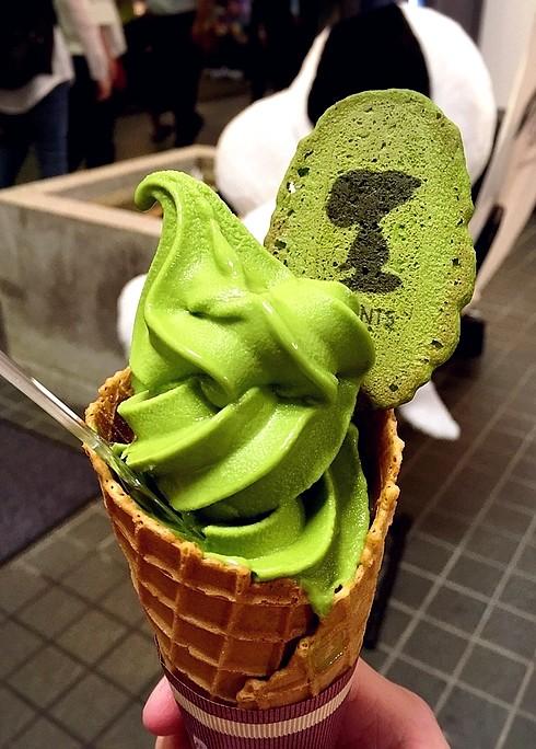 日本史努比茶屋京都必吃錦市場9