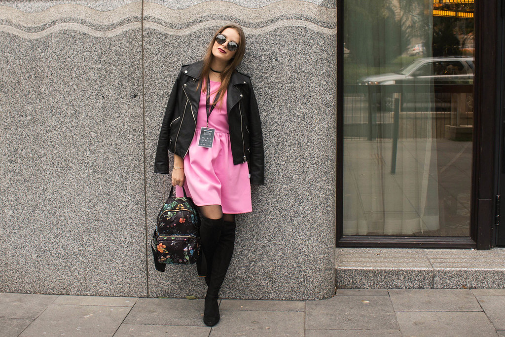 First Day Of MBFWCE⎢What I Wore, Where I Ate