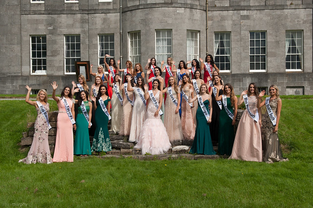 Miss Ireland Finalists