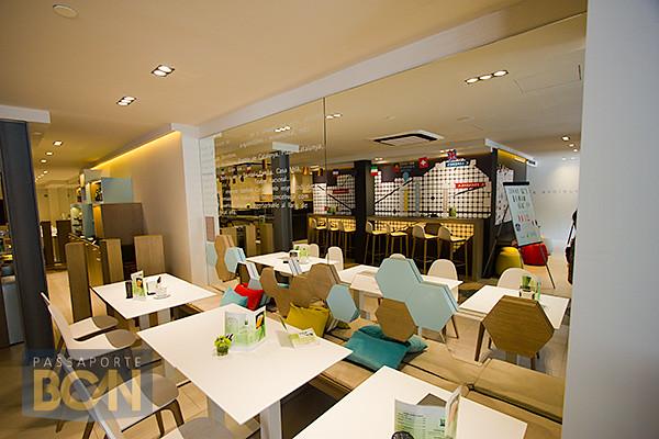 Hotel Ibis Styles Barcelona Centro (La Pedrera)