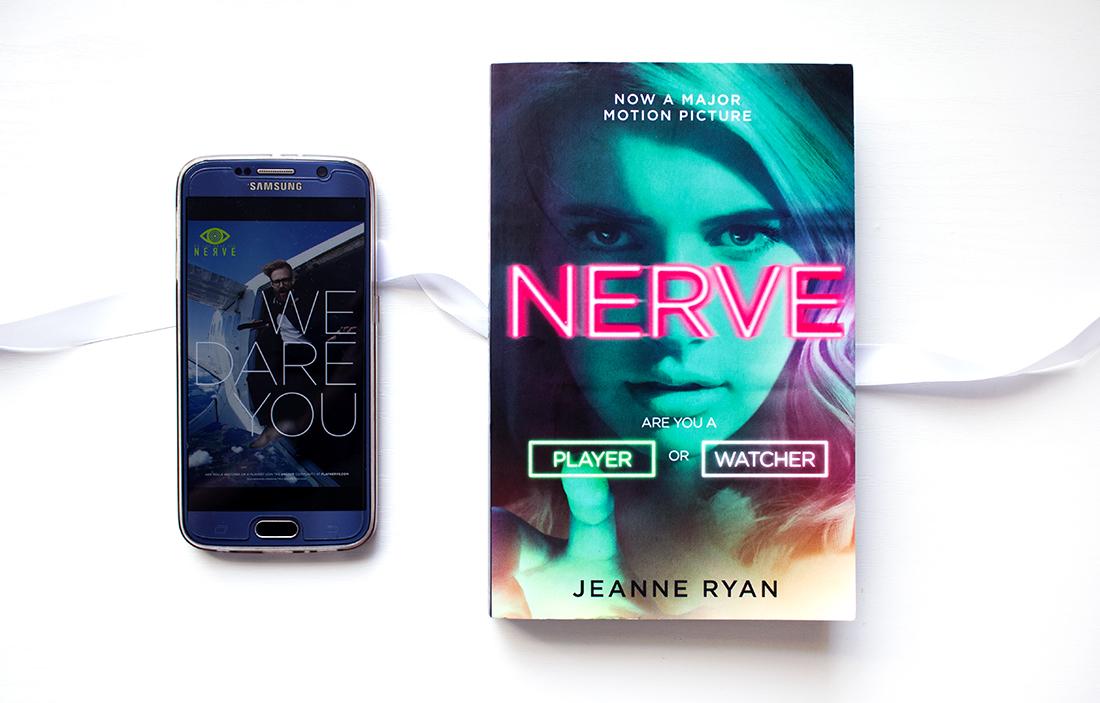 Nerve  | lifeofkitty.co.uk