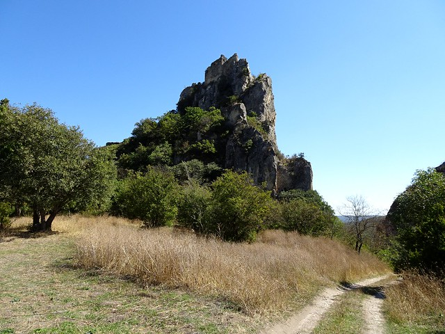 Khornabuji castle ruin