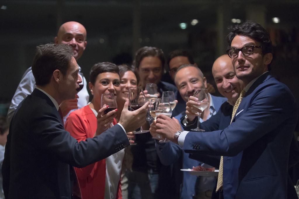 Congresso Perugia - 22 settembre 2016 - Cena al Ristorante del Sole