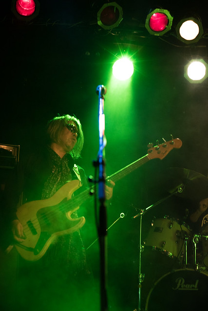 The Shepherd's Bush Irregulars live at Club Mission's, Tokyo, 15 Oct 2016 -00456