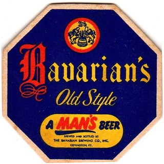 Bavarians-Old-Style-Beer-Coasters-Over-4-Inches-Bavarian-Brewing-Company