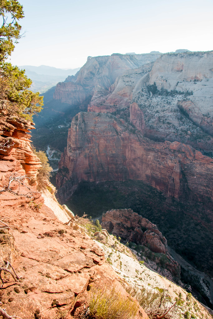 09.09. Zion National Park: Observation Point Hike