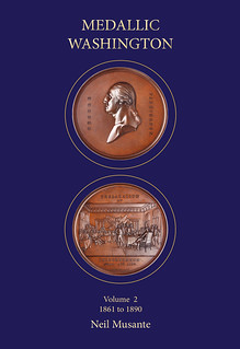 Medallic Washington Cover Vol.2
