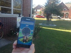 Emergence is a Pokestop