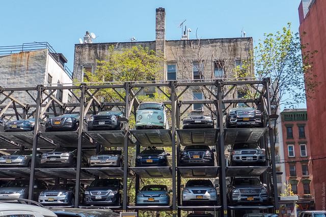 Абонементные парковки в Москве.