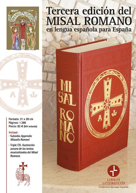 Misal Romano III Edición-Cartel