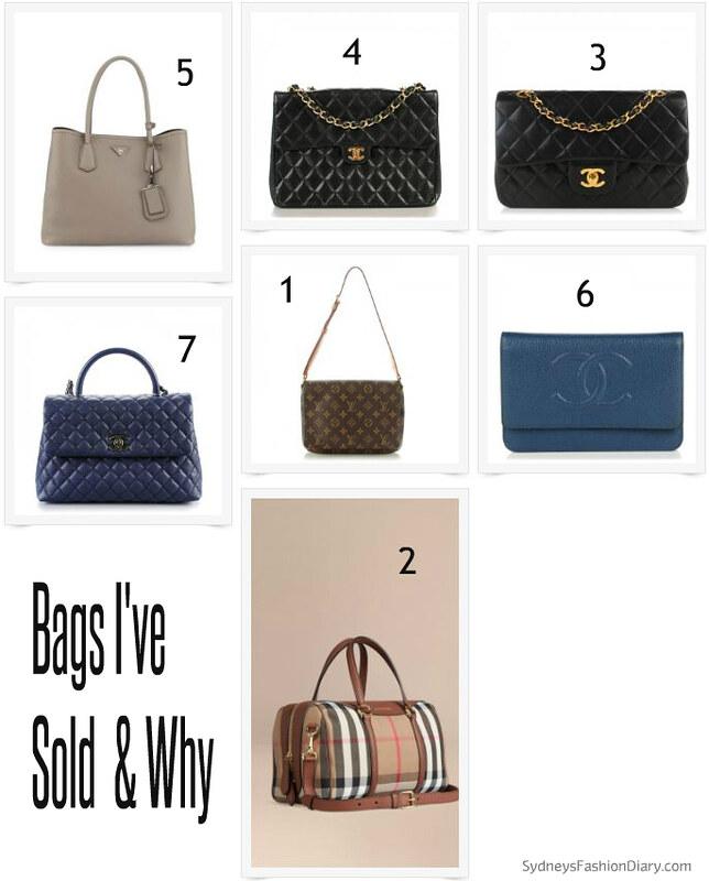 BagsI'veSold&Why