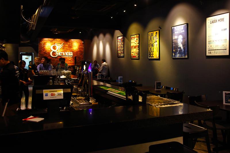 87 Restaurant & Bar Damansara Utama