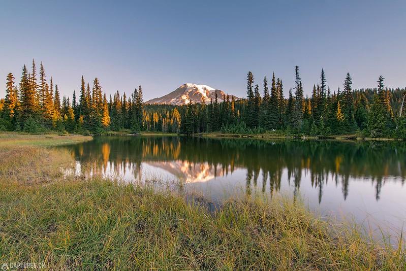Sunrise - Mount Rainier National Park